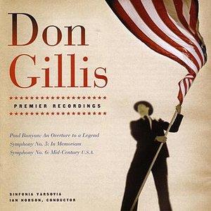 Image for 'Don Gillis - Symphonies No. 5  And No. 6'