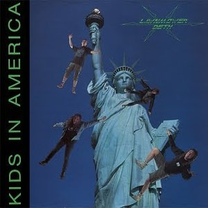 Image for 'Kids in America'