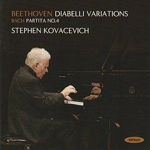 Image for 'Beethoven: Diabelli Variations - Bach: Partita No.4'