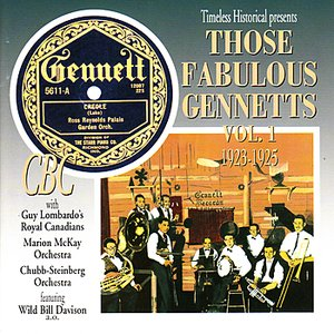 Image for 'Those Fabulous Gennetts Vol. 1 1923-1925'