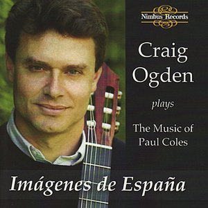Image for 'Craig Ogden plays The Music of Paul Coles'