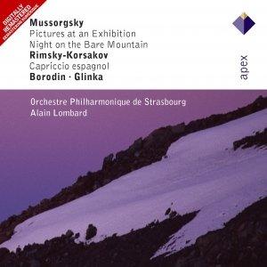 Imagen de 'Mussorgsky, Rimsky-Korsakov, Borodin & Glinka : Russian Orchestral Favourites'