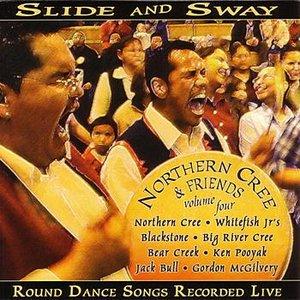 Bild för 'Slide and Sway - Northern Cree & Friends, Volume 4'