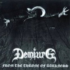 Image pour 'From The Throne Of Darkness'