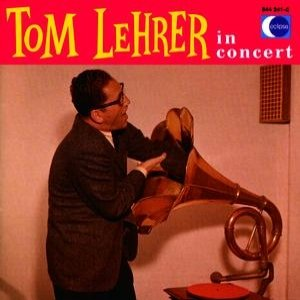 Image for 'Tom Lehrer In Concert'