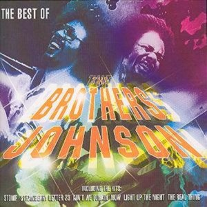 Imagem de 'The Best Of The Brothers Johnson'