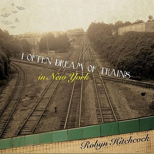 Image for 'I Often Dream of Trains in New York'