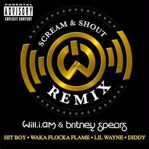 Image for 'will.i.am feat. Hit-Boy, Britney Spears, Waka Flocka Flame, Lil Wayne and Diddy'