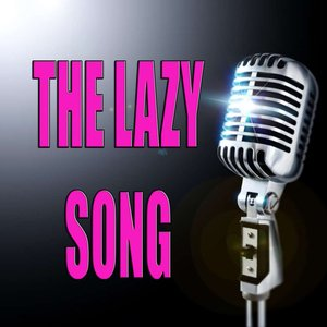 Image for 'The lazy song (Karaoke)'