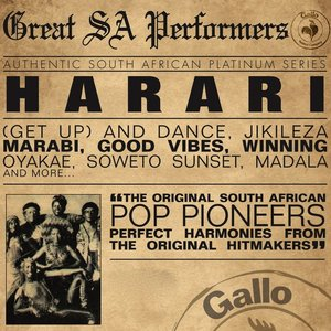 Image for 'Great South African Performers - Harari'