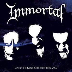 Image for 'Live at BB Kings Club New York 2003'