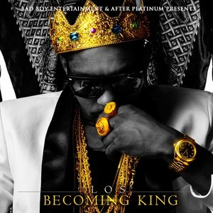 Image for 'Becoming King'