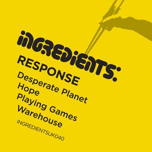 Image for 'Desperate Planet EP'