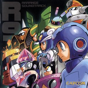 Image for 'ROCKMAN 9 ARRANGE SOUNDTRACK'