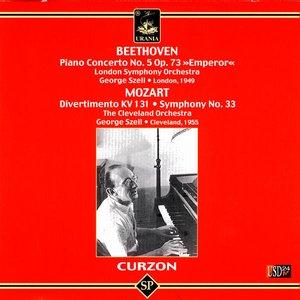 Image for 'Piano Concerto No. 5 in E flat Major Op. 73 - II. Adagio un poco mosso'