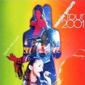 Immagine per 'namie amuro tour 2001 break the rules'