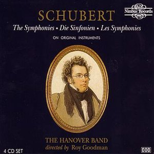 Image for 'Schubert: The Symphonies - on original instruments'