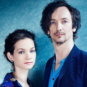 Image for 'Hilary Hahn & Hauschka'