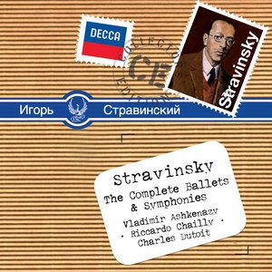 Bild för 'Stravinsky: The Complete Ballets & Symphonies'
