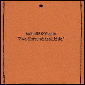 Image for 'Zwei Herrengedeck, bitte.'