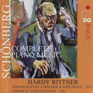 Bild für 'Complete Piano Music'
