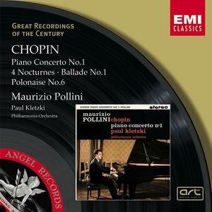Image for 'Chopin:Piano Concerto No.1/Nocturnes etc'