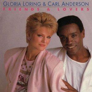 Image for 'Carl Anderson & Gloria Loring'