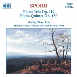 Image for 'SPOHR: Piano Trio Op. 119 / Piano Quintet Op. 130'