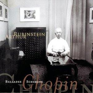 Imagem de 'Rubinstein Collection, Vol. 45 :Chopin: Ballades, Scherzi, Tarantelle'