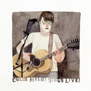 Image for 'Colin Meloy Sings Live'