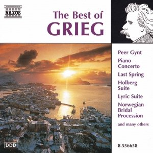 Image for 'GRIEG (THE BEST OF)'