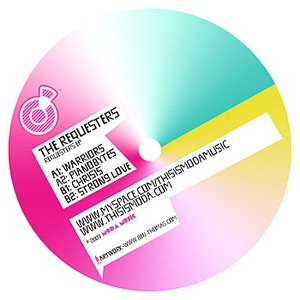 Image for 'The Requesters EP'