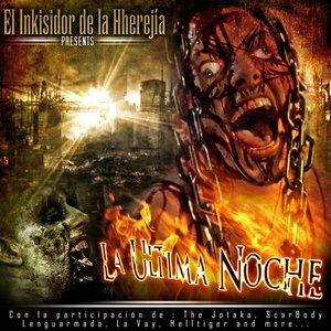 Bild für 'El Inkisidor De La Hherejía'