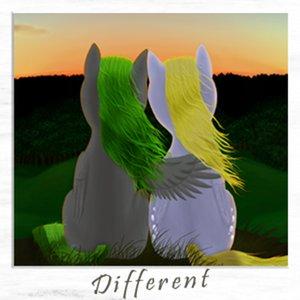 Image pour 'Great to be Different (feat. Decibelle!)'