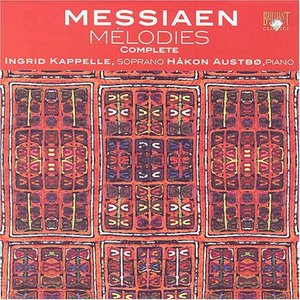 Image for 'Messiaen Songs (Complete) Part: 1'