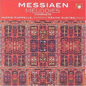 Image pour 'Messiaen Songs (Complete) Part: 1'