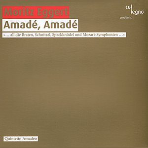 Image for 'Eggert: Amadé, Amadé'