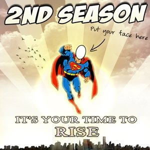 Image pour 'It's Your Time To Rise'