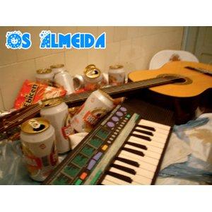 Image for 'Os Almeida'
