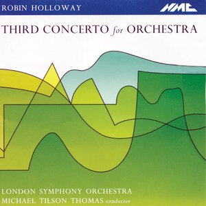 Image for 'Holloway: Third Concerto for Orchestra'