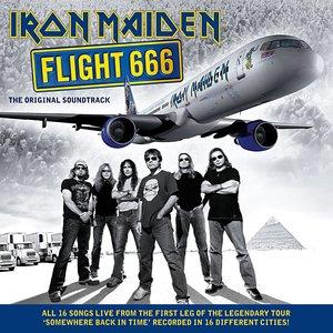 Image for 'Flight 666: The Original Soundtrack (Disc 1)'