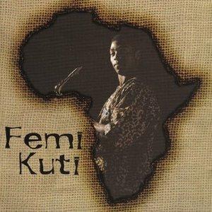 Image for 'Femi Kuti'