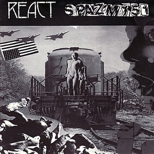 Image for 'React - Spazm 151: Split LP'