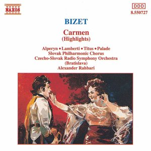 Image for 'Bizet: Carmen (Highlights)'