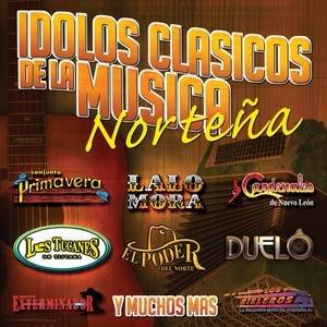 Imagem de 'Idolos-Clásicos De La Música Norteña'
