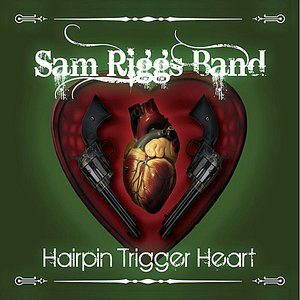 Image for 'Hairpin Trigger Heart - EP'