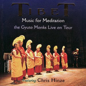 Image pour 'Tibet, The Gyuto Monks Live On Tour'