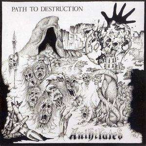 Image pour 'Path To Destruction'