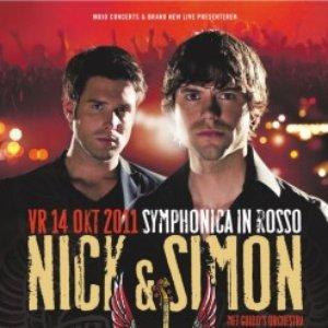 Bild für 'Symphonica In Rosso'