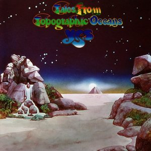 Bild för 'Tales From Topographic Oceans [Expanded & Remastered]'